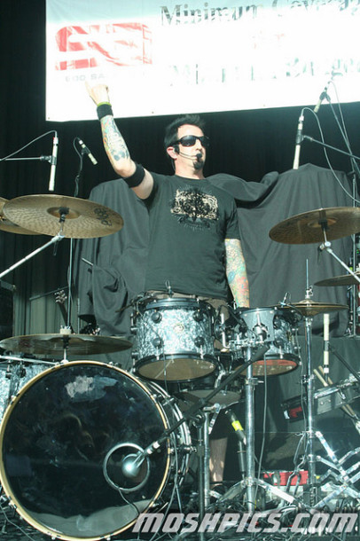 photo-drums-Mike-Luce-member-Drowning-pool