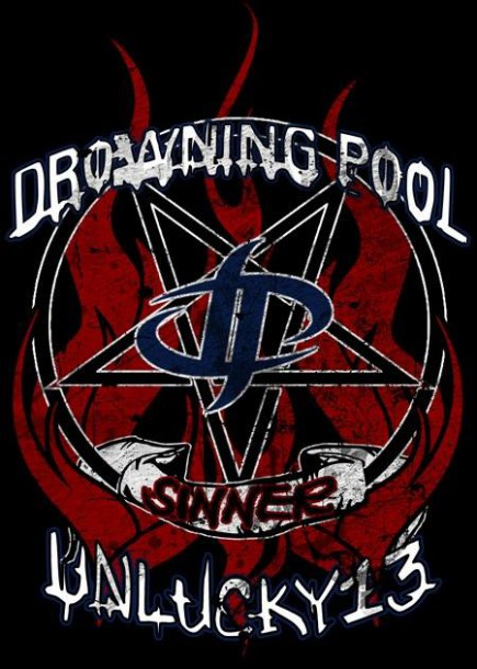 Drowning Pool Sinner Unlucky 13th Anniversary Deluxe Edition